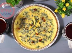 Fresh Mint Omelette Recipe