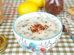 Sour Scallion Soup Recipe