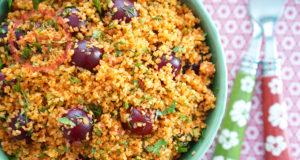Sourcherry Kisir Recipe