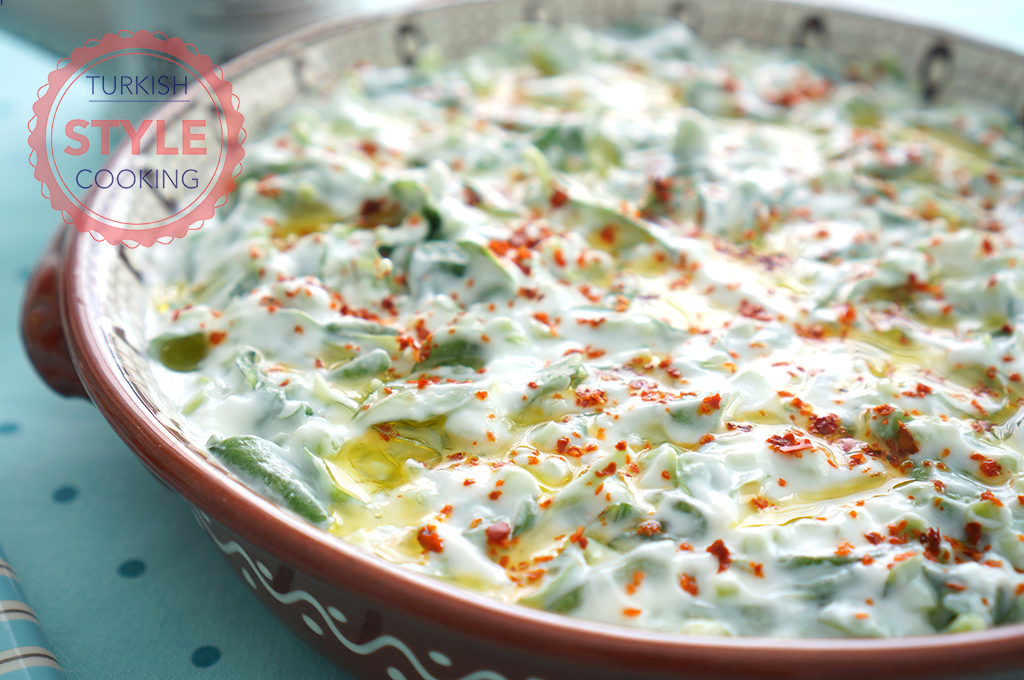 Purslane Salad with Yoghurt Recipe
