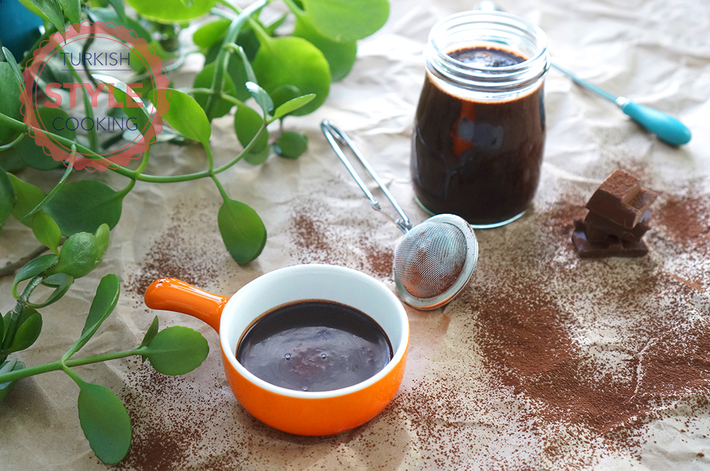 Home-made Chocolate Sauce Recipe