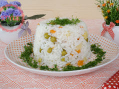 Vegetable Pilaf Recipe