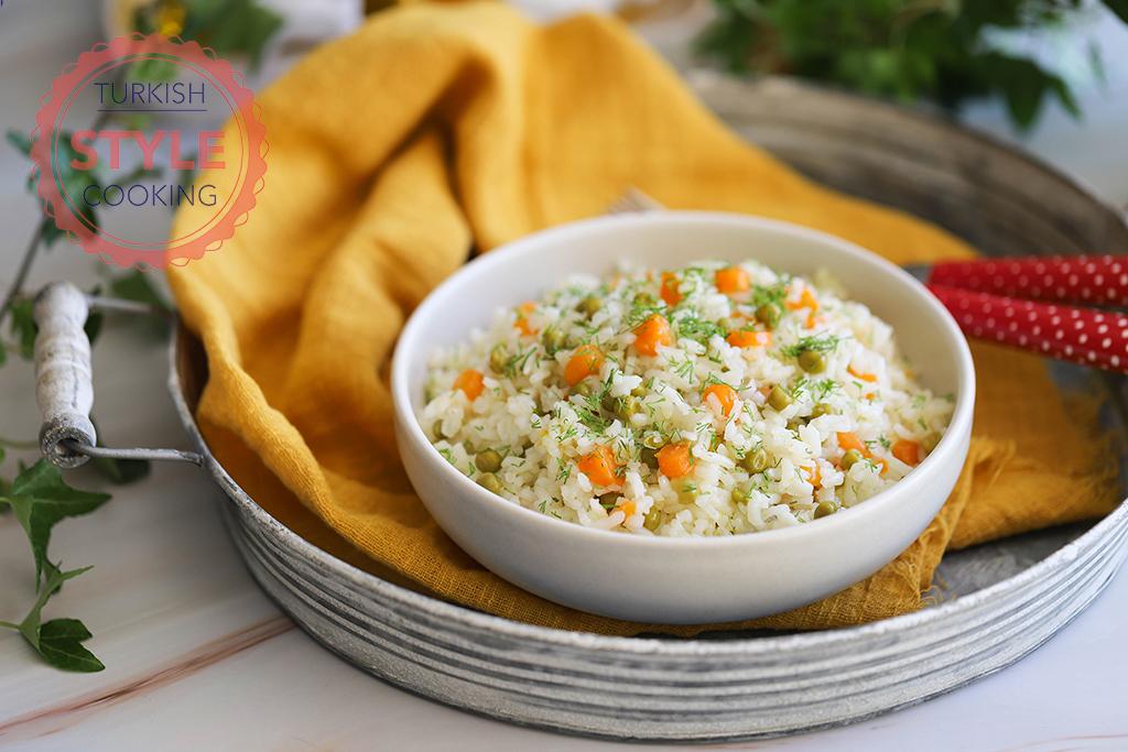 Vegetable Pilaf Recipe