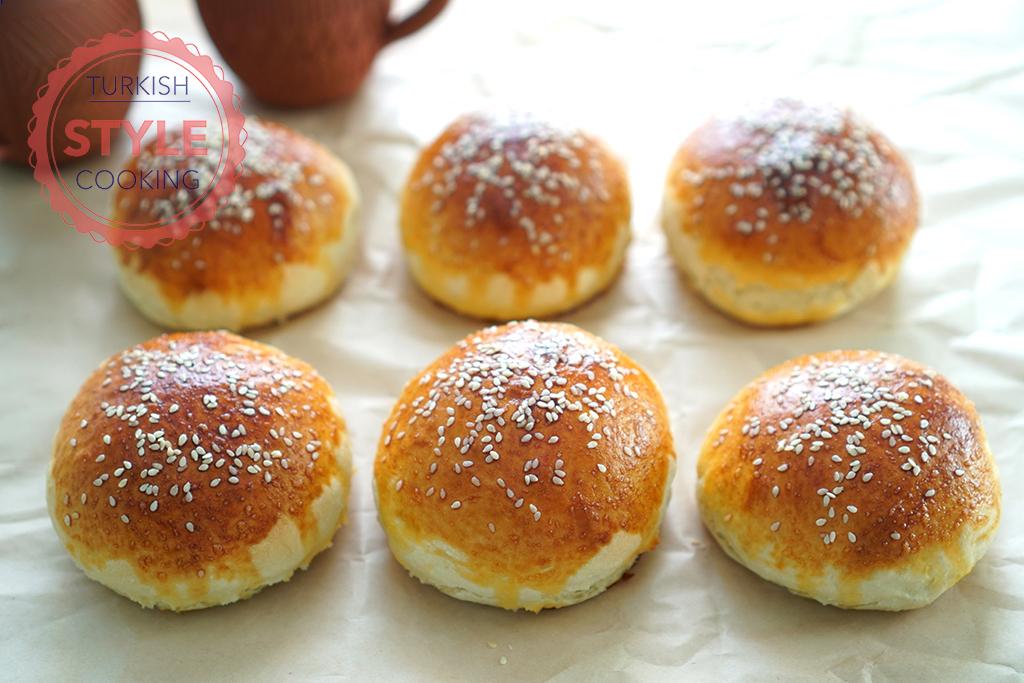 Mini Hamburger Bread Recipe