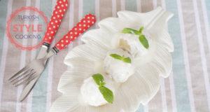 Stuffed Bulghur Kofte With Yoghurt Sauce