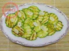 Fried Zucchini Salad