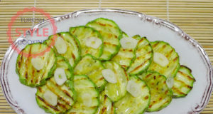 Fried Zucchini Salad
