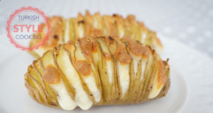 Parmesan Cheese Hasselback Potato Recipe