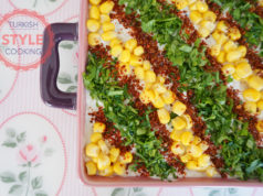 Eggplant Salad With Toasted Bread