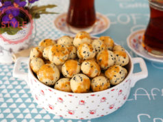 Tiny Savory Cookies Recipe