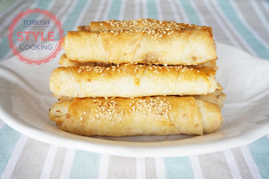 Frozen Cheese Borek Recipe