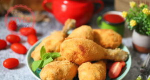 Fried Chicken Drumsticks Recipe