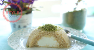 Semolina Halva With Icecreama