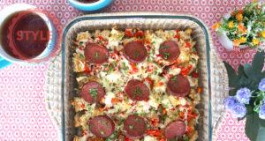 Easy Stale Bread Pizza Recipe