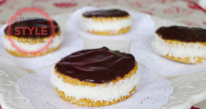 Turkish Princess Biscuit Sandwiches