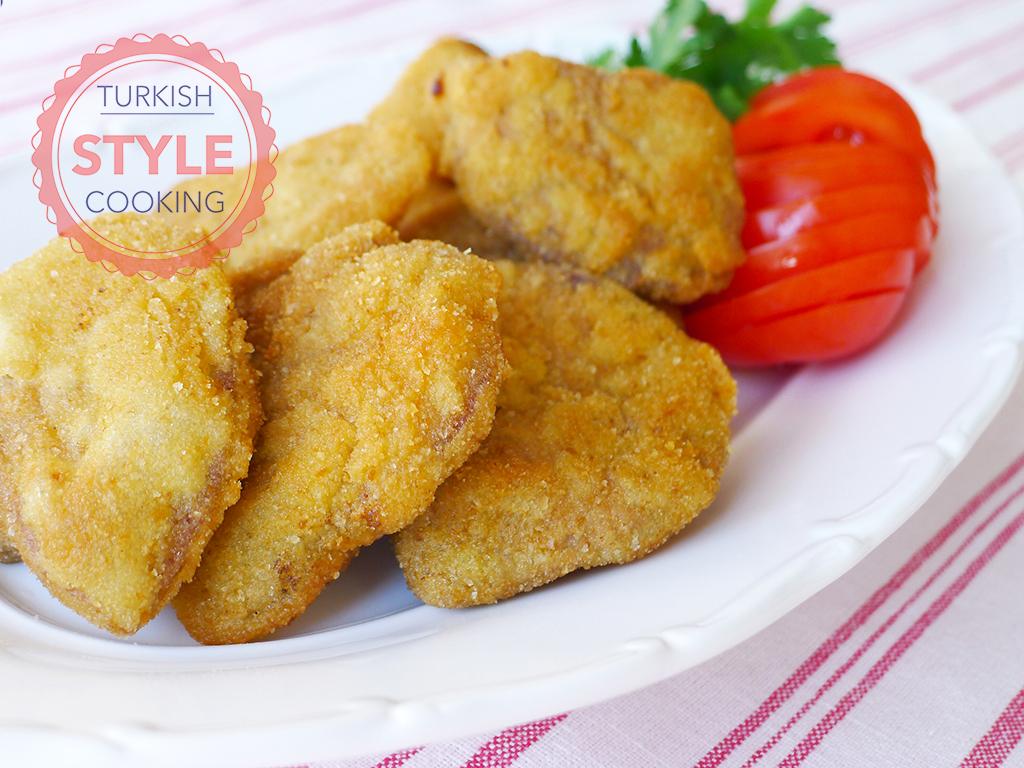 Paneed Chicken Liver Recipe