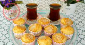 Savory Muffins With Cheese