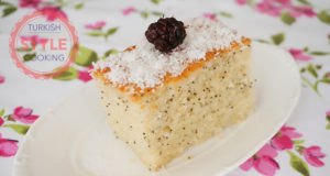 Revani With Poppy Seeds Recipe