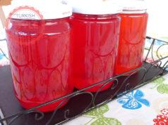 Canned Cornelian Cherry Juice Recipe