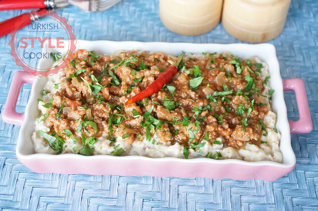 Diet Ali Nazik Kebab Recipe
