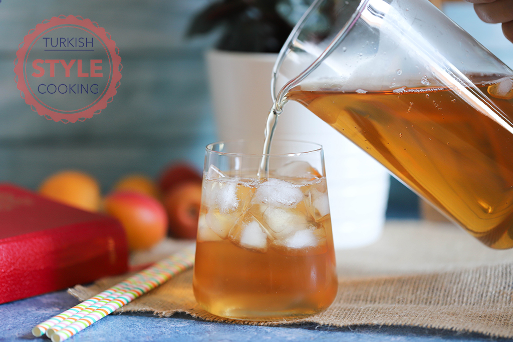 Peach Ice Tea Recipe