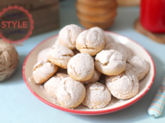 Soft Cinnamon Cookies Recipe