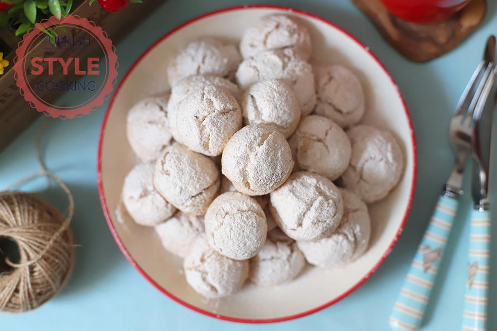 Soft Cinnamon Cookies Recipe
