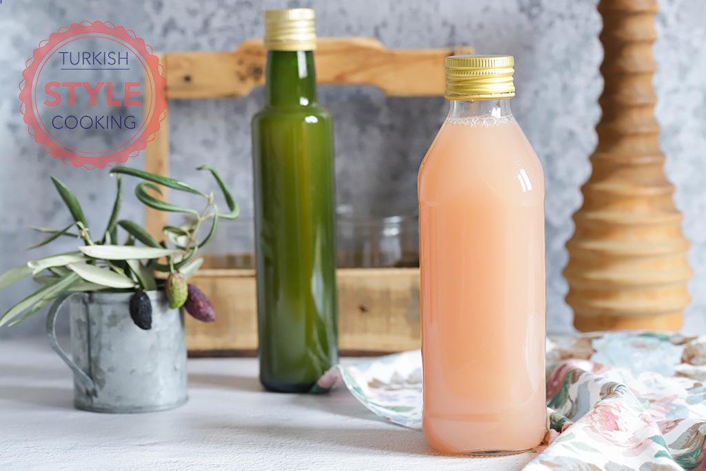 Grape Vinegar Recipe