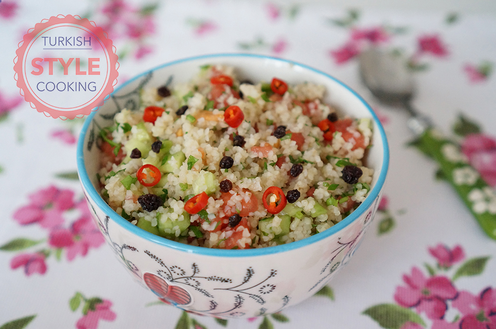 Light Tabbouleh Recipe