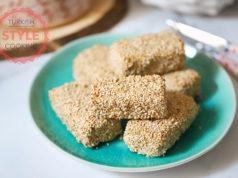 Crunchy Feta Cheese Bars