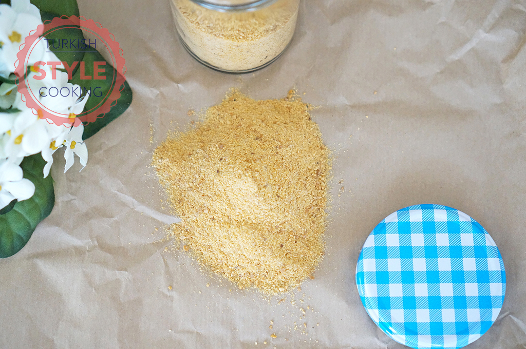 how to make breadcrumbs thermomix