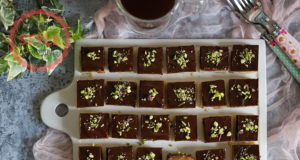 Chocolate Caramel Shortbread Recipe