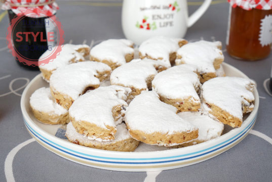 Kavala Almond Cookies RecipeKavala Almond Cookies Recipe