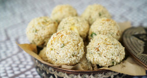 Celery Bread Balls Recipe