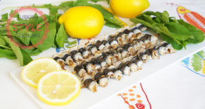 Baked Anchovy Skewer Recipe