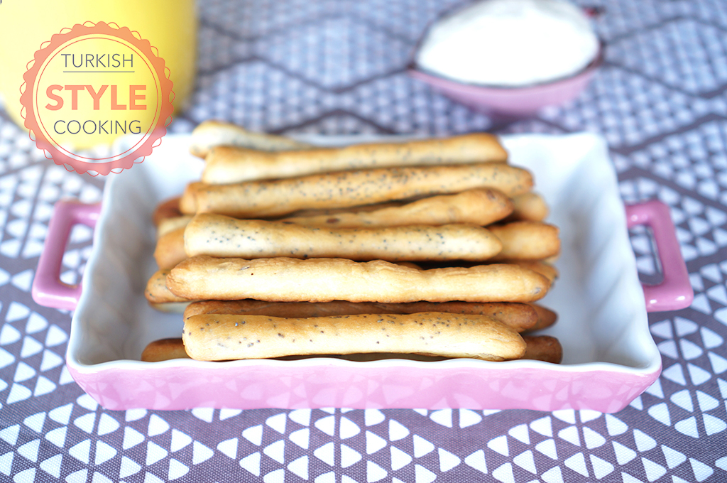 Grissini (Breadsticks) Recipe