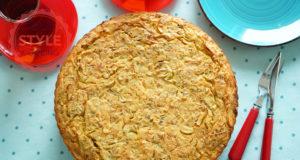 Leek Cake Recipe