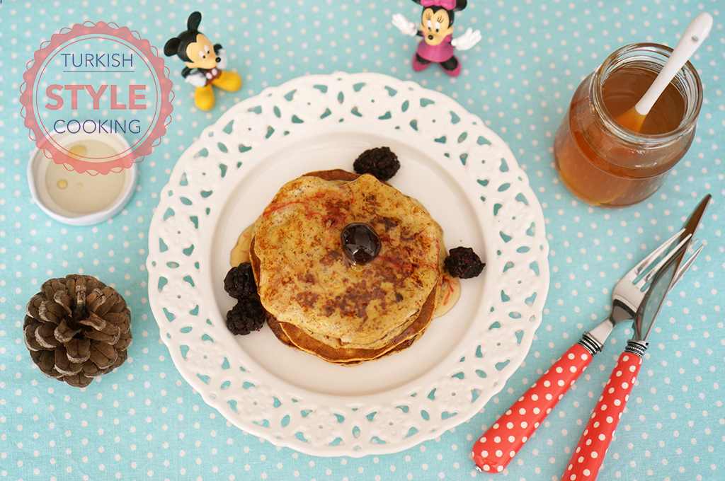 Flourless Banana Pancake RecipeFlourless Banana Pancake Recipe