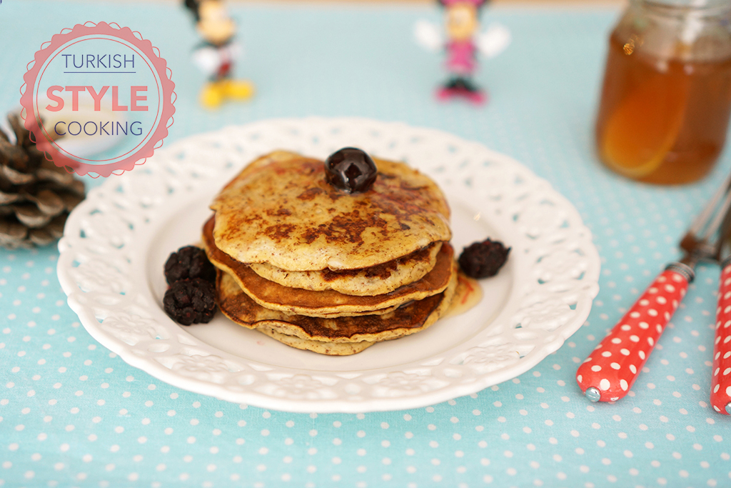 Flourless Banana Pancake Recipe