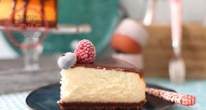 Chocolate Sauce Cheesecake Recipe