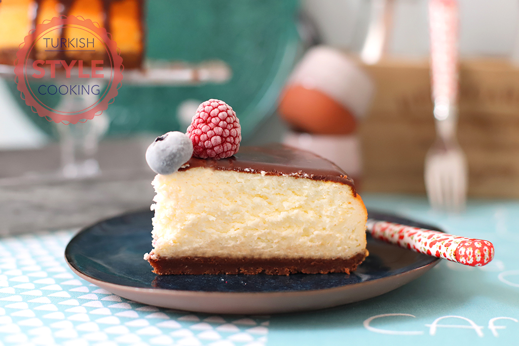 Chocolate Sauce Cheesecake Recipe