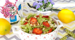 Strawberry Lettuce Salad Recipe