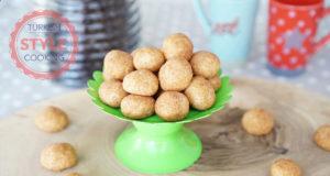 Hazelnuts Cookies Recipe
