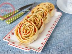Crunchy Vegetable Borek Recipe