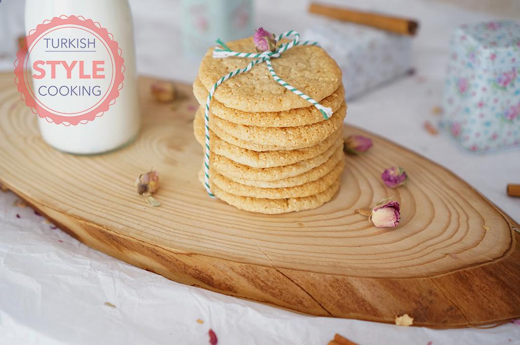 Flourless Hazelnut Cookies