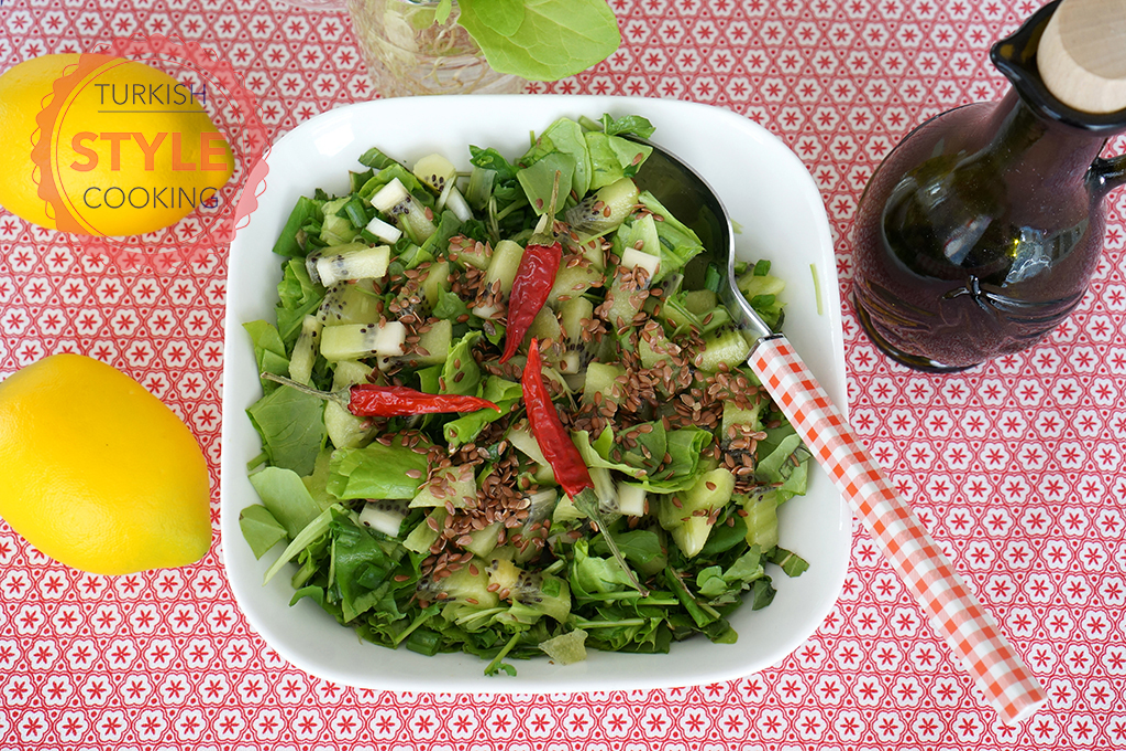 Metabolism Booster Salad Recipe
