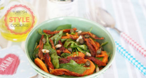 Rocket Salad With Sun Dried Tomatoes
