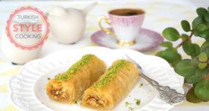 Easy Walnuts Baklava Recipe