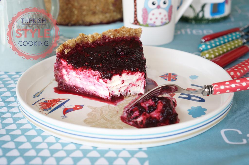 Gluten and Sugar Free No Bak Cheesecake Recipe