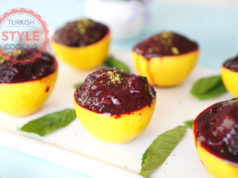 Black Mulberry Sorbet Recipe